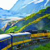 Alaska Railroad: Scenic Rail to Great Destinations Anchorage, Alaska Sight-Seeing Tours