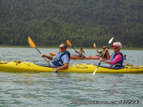 - Alaskan Tour Guides, Inc.