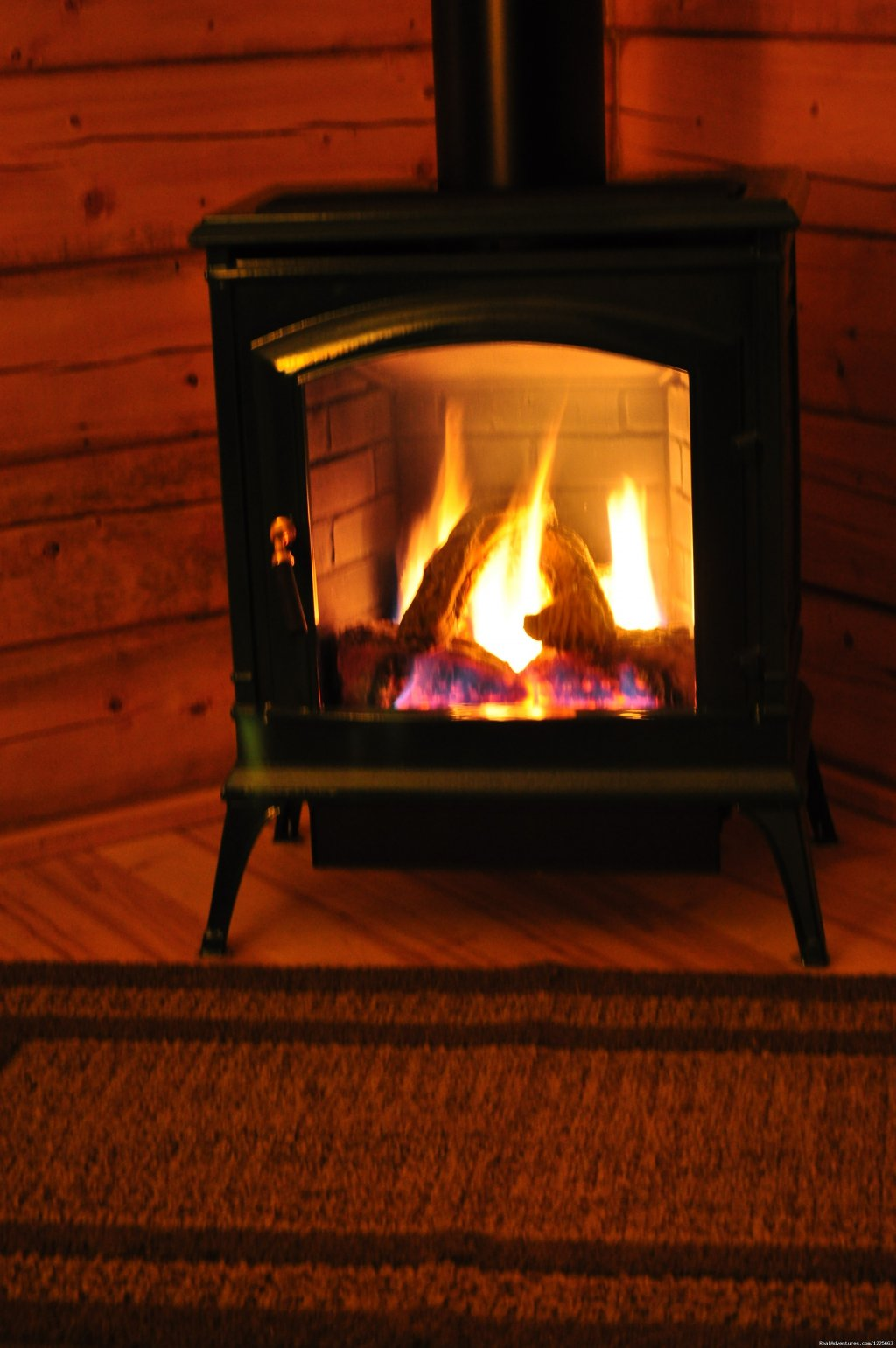Warm and cozy in all units | Image #11/14 | Denali Fireside Cabins & Suites