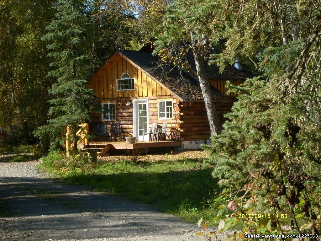 'Little Cabin in the Woods' again | Image #13/14 | Denali Fireside Cabins & Suites