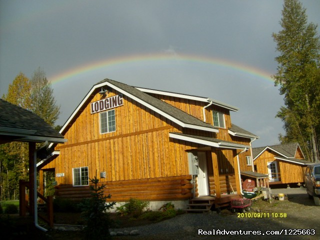 Denali Fireside Cabins & Suites Talkeetna, Alaska Hotels & Resorts