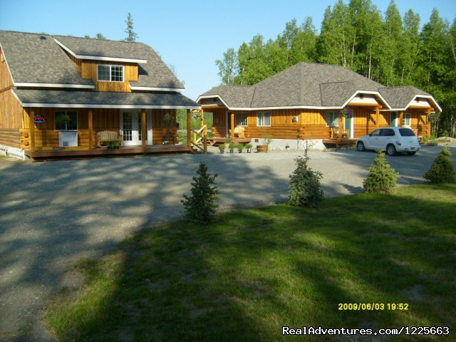Building Complex (#6 of 14) - Denali Fireside Cabins & Suites