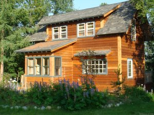Private Denali View Lodging in Talkeetna Alaska Talkeetna, Alaska Vacation Rentals