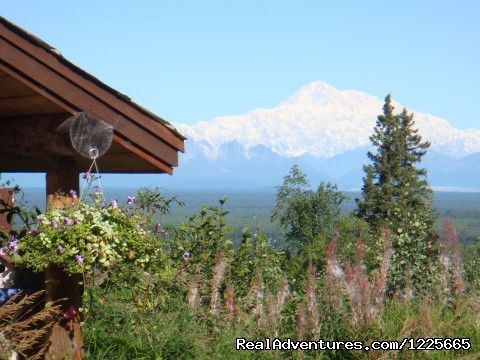 - Private Denali View Lodging in Talkeetna Alaska