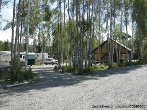 Come stay with us at Talkeetna Camper Park Campgrounds & RV Parks Talkeetna, Alaska