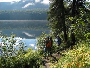 Alaska Nature Guides, hiking and custom trips Eco Tours Talkeetna, Alaska