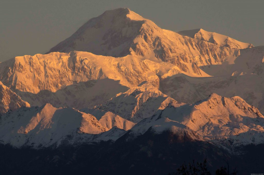 Mt. McKinley | Image #3/3 | Alaska Nature Guides, hiking and custom trips
