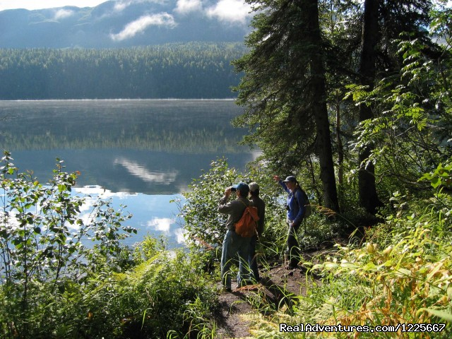 Alaska Nature Guides, hiking and custom trips