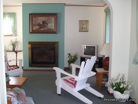 - Walk to Ocean Beach from Abbey Executive Cottage