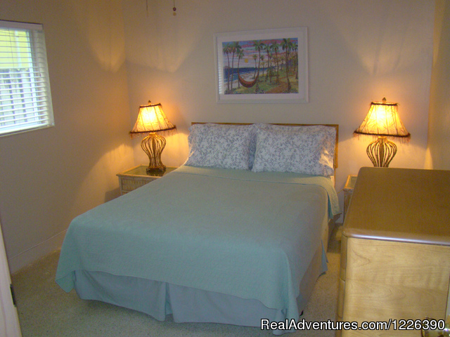 Family One Bedroon, Bedroom - The Desoto Ocean View Inn