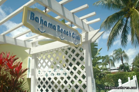 Welcome to our nationally rated Superior Small Lodging (#2 of 10) - Bahama Beach Club - A wonderful getaway