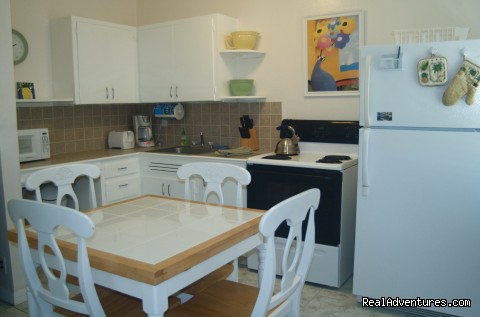 Well-equipped kitchens - Bahama Beach Club - A wonderful getaway