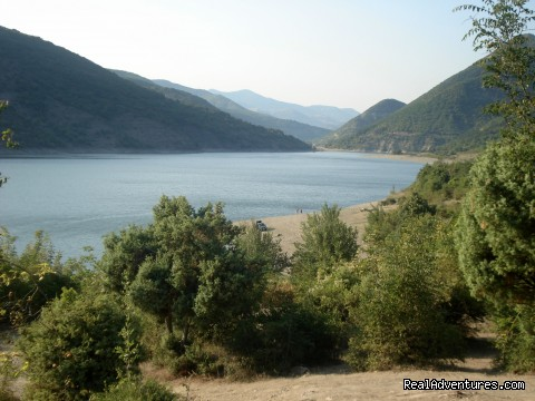 - 3 days water trip Canoeing & Camping Kardjali Lake