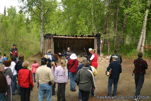 Mahay's Jet Boat Adventures Dena'ina Camp