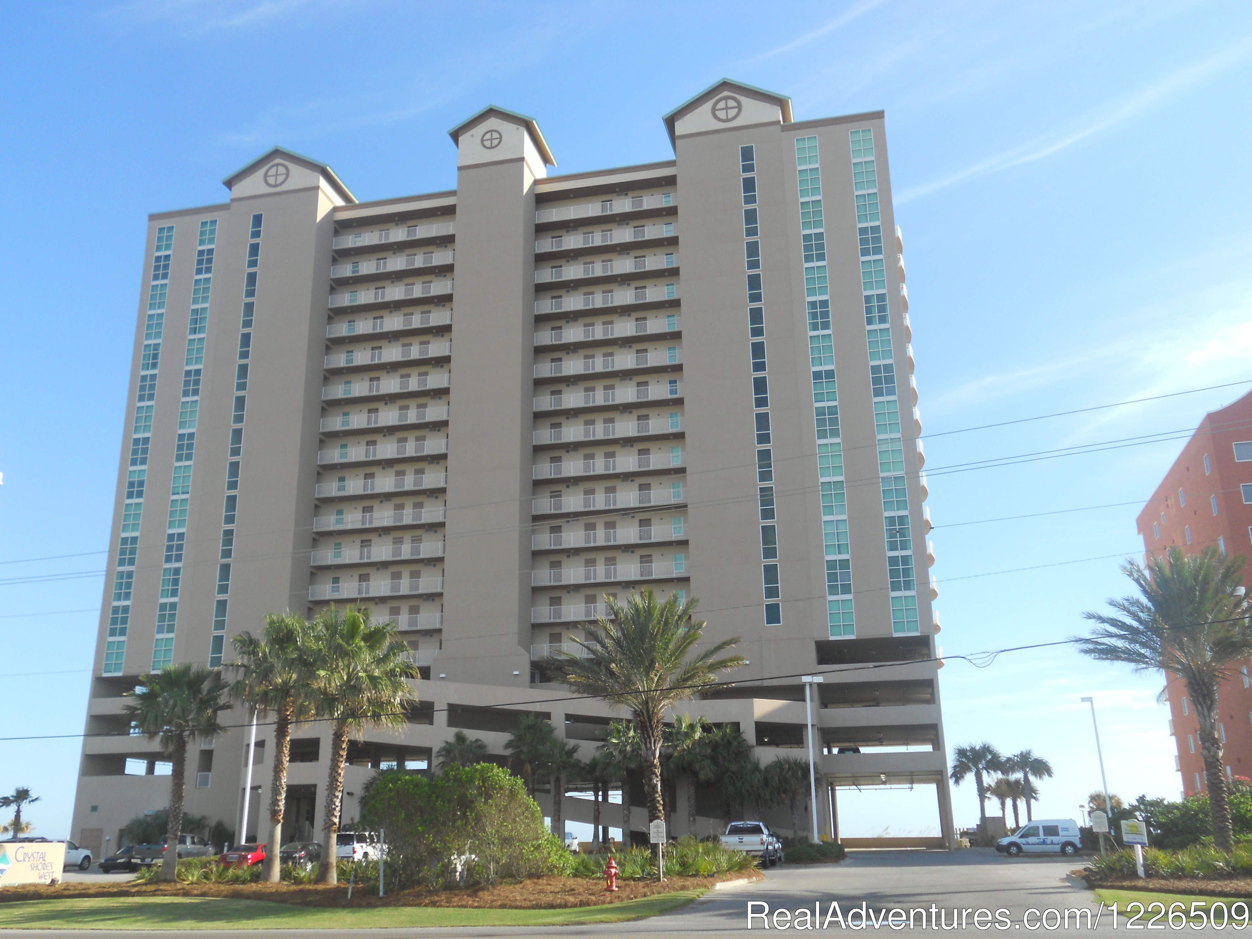 Image #1/11 | Gulf Shores, Alabama  | Vacation Rentals | Crystal Shores West 1306
