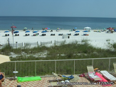 10% EB Disc, 3Br/3Ba Gulf Front Condo, Slp 8, WiFi Beach View with Pool - 206