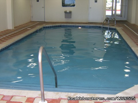 Indoor Heated Pool - 206 & 805 - 10% EB Disc, 3Br/3Ba Gulf Front Condo, Slp 8, WiFi
