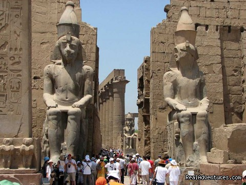 Luxor - Holistic Travel, Private Tours