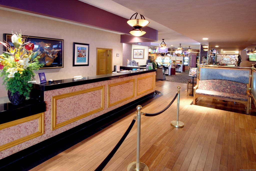Front Desk | Image #2/6 | Best Western Mardi Gras Hotel and Casino
