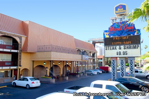 Best Western Mardi Gras Hotel and Casino