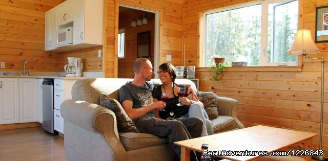Relax in the Cranberry cottage - Sundog Retreat