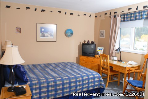 Yukon room  - Midnight Sun Inn/Bed and Breakfast
