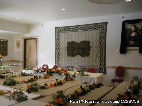 Banquet Room - Hotel North Pole