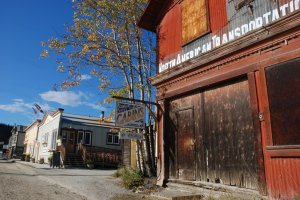 Klondike Kate's Cabins and Restaurant Dawson City, Yukon Territory Vacation Rentals