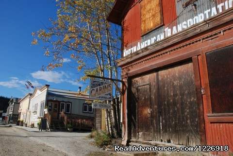 - Klondike Kate's Cabins and Restaurant