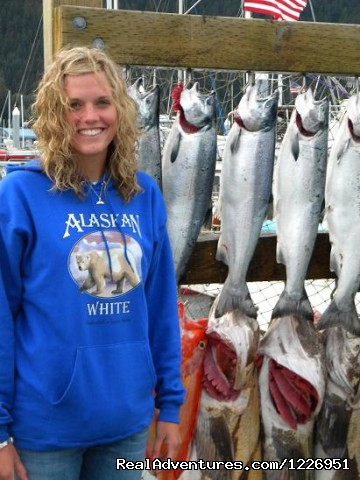 Tim Berg's Alaskan Fishing Adventures
