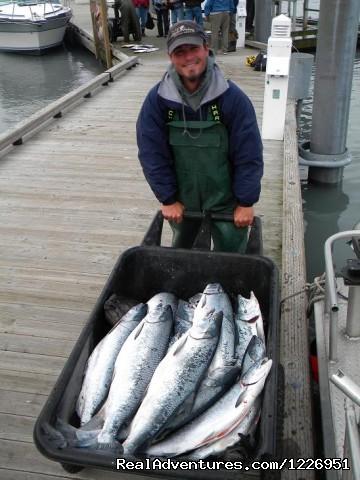 Image #4 of 5 - Tim Berg's Alaskan Fishing Adventures