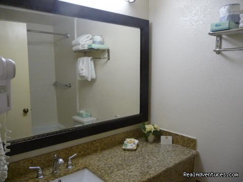 Bathroom - BEST WESTERN SOUTH BAY HOTEL at LAX Area