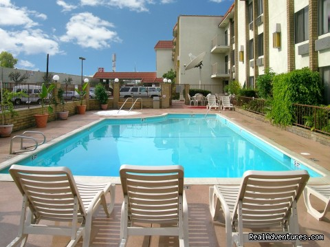 Outdoor Swimming Pool - BEST WESTERN SOUTH BAY HOTEL at LAX Area
