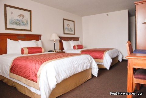 Guest Room with 2 queen size beds - BEST WESTERN SOUTH BAY HOTEL at LAX Area