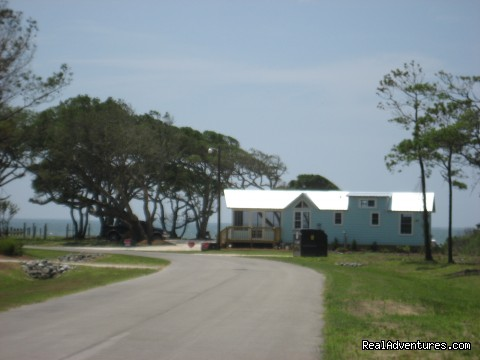 Yes you own your own RV Lot!  (#4 of 6) - Cape Pointe RV Park  Harkers Island, NC