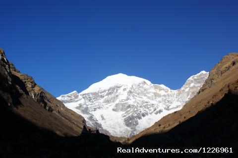 Bhutan Jumolhari Peak (#3 of 4) - Bhutan Jewel Tours