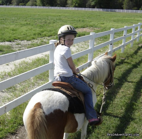Bring the kids! - Wild West Horse Back Riding in Ocala near Disney