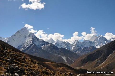Valley View - Everest Base Camp Trekking