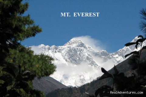 Mt. Everest - Everest Base Camp Trekking