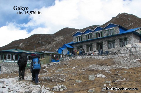 Labuje - Everest Base Camp Trekking