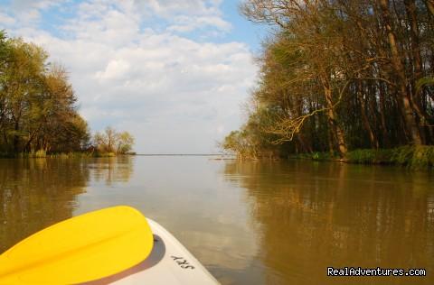 - Kayaking in Bulgaria