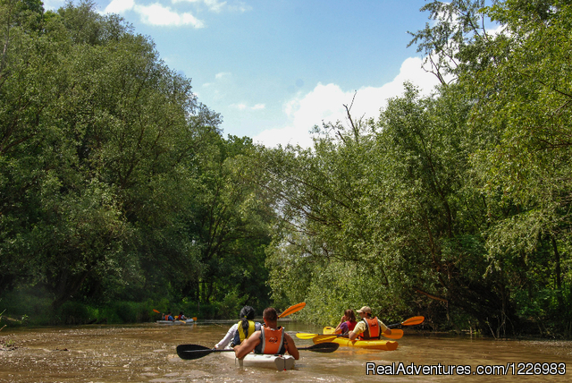 - Kayaking in Bulgaria
