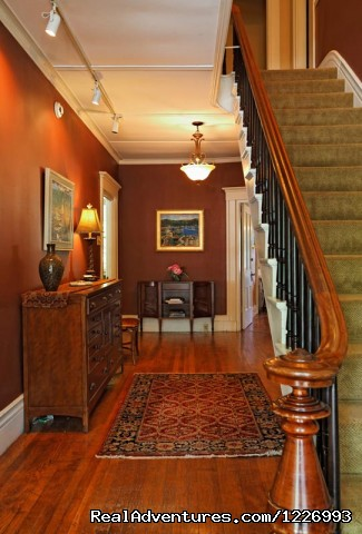 Historic and Elegant Coastal Maine Inn Brunswick, Maine Bed & Breakfasts