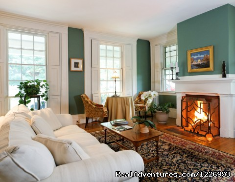 - Historic and Elegant Coastal Maine Inn