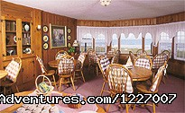 The Holiday House Inn, Continental Breakfast Room - The Holiday House