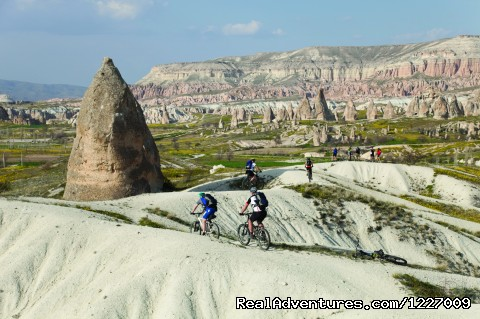 Spotlight on Turkey Bicycle Expedition - Bicycle tours around the world