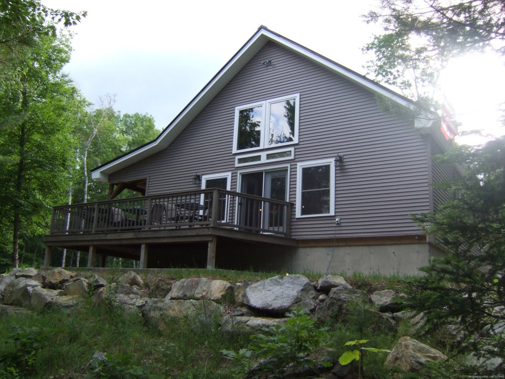 Home Away From Home | Image #1/26 | Great Pond, Maine  | Vacation Rentals | Foggy Lodge A Home Away From Home - Book Early