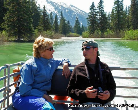Cruising the Stikine - Wilderness Adventure Tours in Wrangell, Alaska