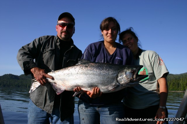 King salmon (#1 of 9) - Fish Wrangell
