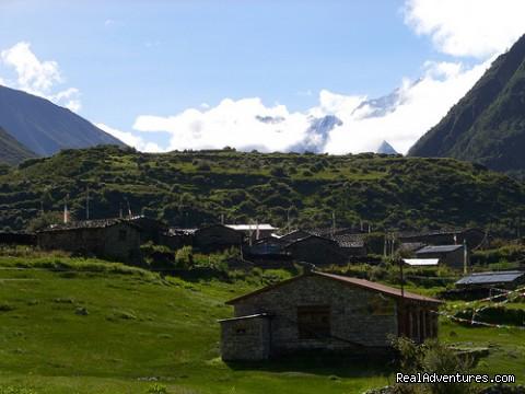- Langtang Gosaikunda and Helambu Trekking
